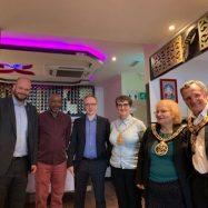 Tri-Borough Lunch With 3 Mayors sand 3 Leaders, Yak & Yelti Restaurant 1
